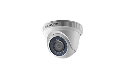 Hikvision Turbo HD Camera DS-2CE56C0T-IRF - Surveillance camera - cúpula