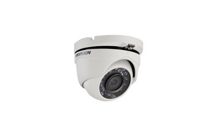 Hikvision HD1080P IR Turret Camera DS-2CE56D0T-IRMF - Surveillance camera - cúpula