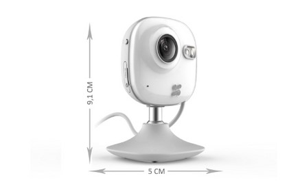 Ezviz - Camara WIFI C2mini-31WFR - HD720p